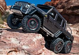 Its business is overcoming the challenges that the natural world and different weather conditions across the globe pose for its driver. Traxxas Trx 6 Mercedes Benz G 63 Amg 6x6 Rc Crawler 88096 4 Benz G 6x6 Truck Mercedes Benz