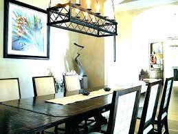 wooden dining room chandeliers wood light rectangular chandelier marvellous over table lighting large modern chandeli