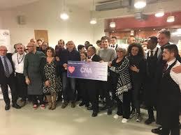Cena per il Matteotti - Raccolti 2460 euro - CNA Pisa