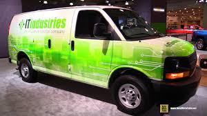 2017 Chevrolet Express Cargo Van - Exterior and Interior ...