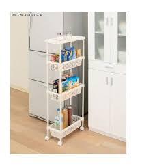 slim kitchen cart kitchen design