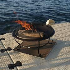 fire pit pad wood deck stylish unique best 25 under gazebo ideas on within 14