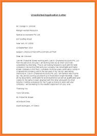 Unsolicited Resume Cover Letter Sample Cover Letter Unsolicited Resume Granitestateartsmarket 12