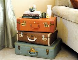 Adore Vintage Suitcases Stories Adventures Imagine