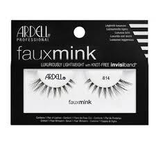 Ardell Faux Mink 814 <b>Накладные ресницы из норки</b> (L) - Только ...