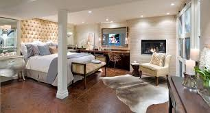 Redesigned to emphasize convenience and color a basement becomes a  spectacular guest suite great little article