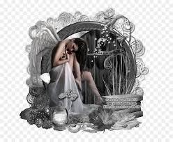 picture frames figurine white angel fairy magic