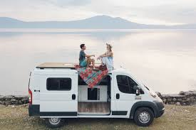 awesome diy homemade promaster campervan conversion