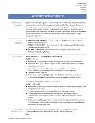 Technical Architect Resume Sample Seven Disadvantages Of Architect Resume Samples And How You Can 8