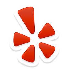 yelp logo transparent. Exellent Yelp Yelp Logo 283 To Yelp Logo Transparent