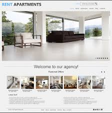 Txt Descargar Rent Apartments Psd Homepage Template By