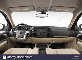 2007 GMC Sierra 1500 SLE in Brown - Dashboard, center console ...