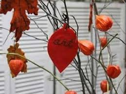 The 'Thankful Tree': Thanksgiving centerpiece with meaning for family |  Local | mtstandard.com
