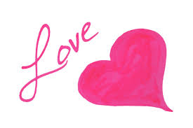 Image result for pink heart clip art free