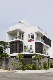 Modern House Design Modern Family Home Adapted To A Tropical Environment In Vietnam