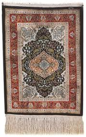 silk hereke rug over 1200 knots per square inch