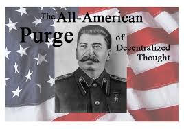 Image result for A Stalinist Purge In America?