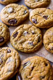 gooey chewy chocolate chip cookies. Unique Gooey Dense Chewy Centers Soft And Toffeeflavored Filled With Warm Chocolate  For Gooey Chewy Chocolate Chip Cookies