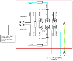 220v single phase motor wiring diagram 6 lead single phase motor wiring diagram at Motor Wiring Diagram