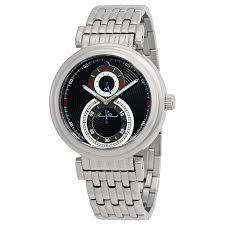 lucien piccard polaris dual time men s watch 10618 11 lucien lucien piccard polaris dual time men s watch 10618 11
