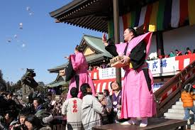 Japanese Setsubun Discover A Miracle Japan You Didnt Know Luck In Celebrities Join