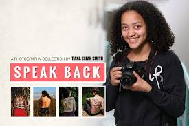 Speak Back Photography T'Ana Smith - Ames Community School District
