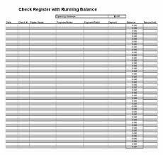 Free Printable Checkbook Balance Sheet 6 Proto Politics
