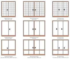 Standard Interior Door Sizes Standard Door Dimensions