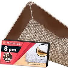 rug gripper x protector 8 pack best rug grippers carpet tape anti