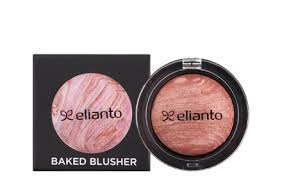 elianto make up baked blusher 4g 3 types to choose hermo beauty msia