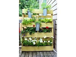 Идея е от транспортни палети да си направите чудесен дървен цветарник, който да служи и за преградна стена. Cvetarnik I Pregradna Stena Ot Paleti Cvetya Blgarski Fermer