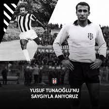 Beşiktaş - Efsane futbolcularımızdan Yusuf Tunaoğlu'nu vefatının 19.  yılında saygıyla ve rahmetle anıyoruz. #Beşiktaş   Facebook