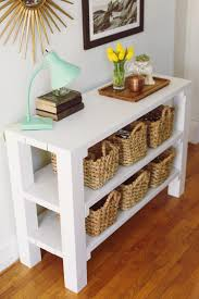 entrance way tables. Entryway Key Throw Table - A Beautiful Mess Entrance Way Tables