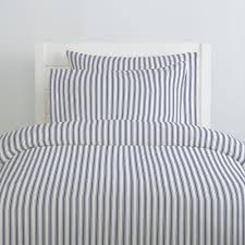 ticking stripe duvet cover share save 1