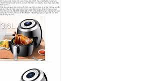 LÒ CHIÊN NƯỚNG NỒI CHIÊN KHÔNG DẦU AF606 NGƯỜI ĂN KIÊNG ĂN ĐỒ CHIÊN RÁN  KHÔNG LO DẦU MỠ - Đồ gia dụng tốt chất lượng cao hàng hiệu giao hàng nhanh