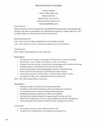 Resume. Inspirational Microsoft Word Resume Template For Mac ...
