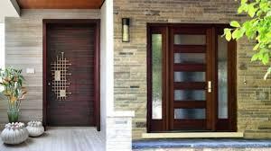 House Main Door Design With Flowers Top Modern House Front Door Designs House Main Door Designs Wooden Door Interior Ideas