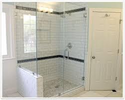 frameless glass shower door adjustment planning the lovely adjusting doors remodel ideas 1
