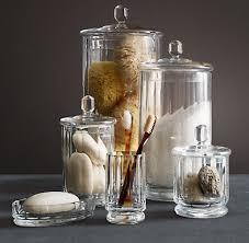 mercury glass bathroom accessories. Minimalist Countertop Accessories RH On Glass Bathroom Bathroom: Sophisticated Evleen Mercury B