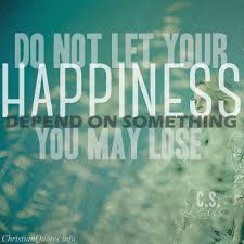 Christian Quotes Happiness Best of CS Lewis Quote Happiness ChristianQuotes