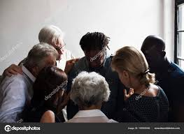 Image result for pictures of people praying for a person