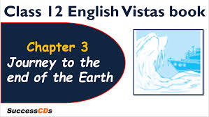 the end of the earth cl 12 english