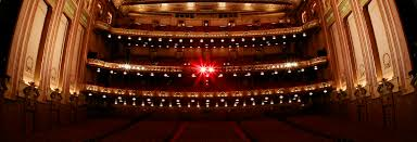 Civic Opera House Chicago Seating Chart Private Events And Rentals Lyric Opera Of Chicago