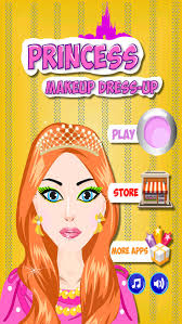 princess makeup dress up game top free game for fashionable