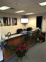 office holiday decor. Schedule Your Consultation Today By Calling Us At 610-565-1635 And Find Out How We Can Help You Brighten Up The Season With Holiday Floral Décor. Office Decor