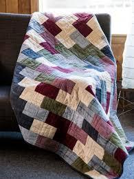 Flannel Brick Road Quilt Pattern Download &  Adamdwight.com