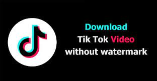 Download your video and music in hd from tiktok global, tiktok lite. How To Download Tiktok Video Without Watermark Quora