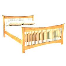 Jenny Spindle Bed Antique Spool Frame Cottage Queen Size On Uk Que ...