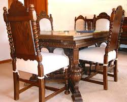 vine dining table and chairs dining room furniture walnut plete