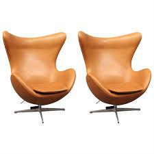 """""""Egg"""" Chair Designed by Arne Jacobsen, 1958, ..."""